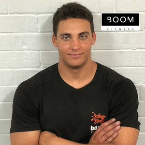 Guillame Delorme, Personal Trainer with Boom Fitness in East Fremantle and Scarborough.