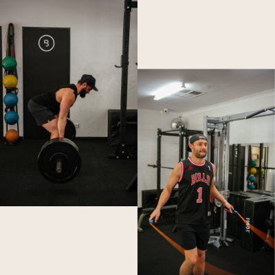 Adam and Jack - Personal Trainers from Boom Fitness East Fremantle and Scarborough
